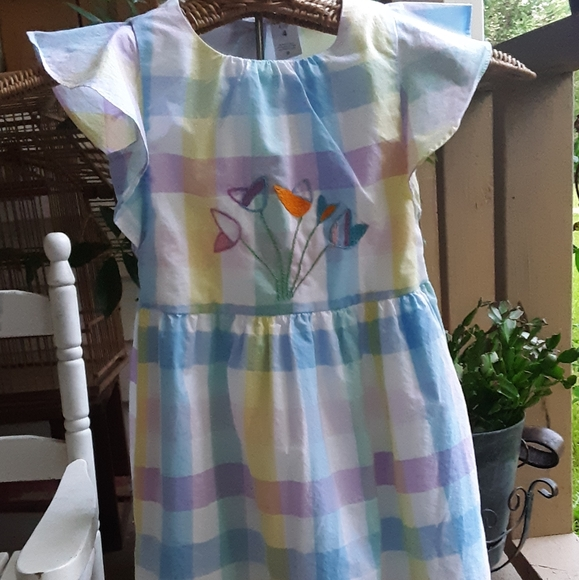 Personalized Carter Dress size 4